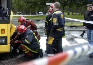 В Норвегии столкнулись два туристических автобуса, есть жертвы