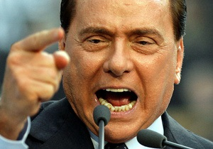 Берлускони призвал Каддафи прекратить сопротивление и оставить свой пост