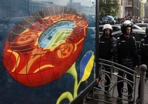 СМИ: Британское правительство решило бойкотировать Евро-2012 в Украине