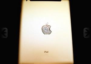 В Великобритании создали iPad 2 стоимостью $8 млн