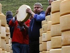 В Москве неизвестные похитили 20 тонн сыра