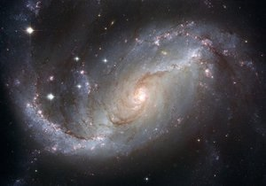 Новости науки - космос: Молодые звезды не дают галактикам разрастаться