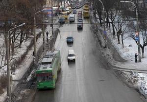 В общественном транспорте Киева проверят температуру