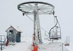 В Шотландии обрушился подъемник. Несколько лыжников получили тяжелые травмы