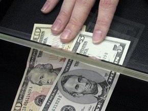 Торги на межбанке: Цена доллара достигла 5,7-5,75 грн