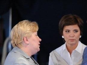 УП: Ставнийчук поссорилась с Ульянченко