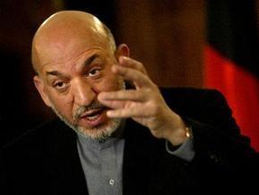 Карзай будет единственным кандидатом в президенты Афганистана во втором туре выборов