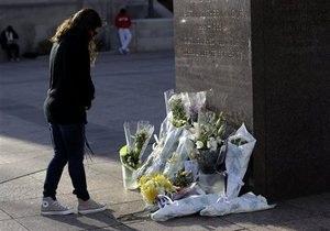 новости США - взрывы в Бостоне: В Бостоне пройдет молебен по погибшим в результате взрывов во время марафона