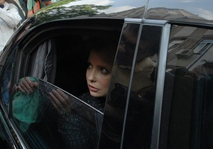 Тимошенко отправляется в Брюссель