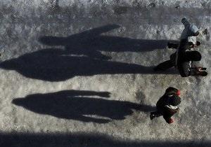 В Тернопольской области две девочки провалились под лед и утонули