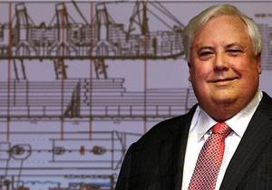 Строитель Титаника II хочет стать премьером Австралии
