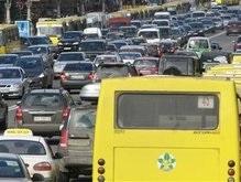 Киевские перевозчики собираются поднять цены на проезд в маршрутках