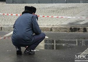 Теракт в Днепропетровске: прокуратура считает, что 27-летний финдиректор стал жертвой случайно