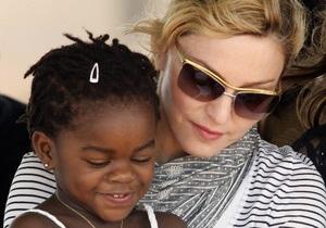 Мадонна не разрешила предполагаемому отцу ее приемной дочери встретится с девочкой