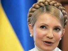 Подготовку к ЕВРО-2012 Тимошенко охарактеризовала как прекрасный результат