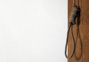 новости Полтавской области - самоубийство - В Полтавской области повесился заключенный