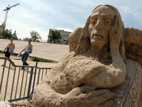 Фотогалерея: Песочница для взрослых