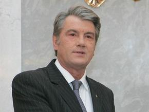 Ющенко отправился в Эмираты