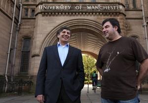 Нобелевские лауреаты по физике создали новый материал на базе графена