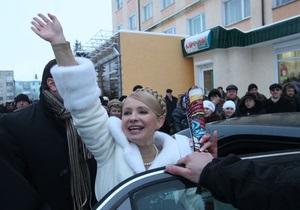 Тимошенко назвала пять приоритетов на посту президента
