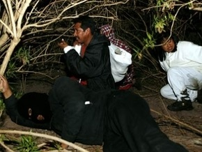 В 2008 году при попытке пересечь границу с США погибли 415 мексиканцев