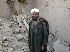 Число жертв ошибочного авиаудара НАТО в Афганистане увеличилось до 124 человек