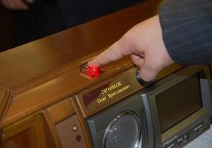 Кличко признал неэффективность сенсорной кнопки