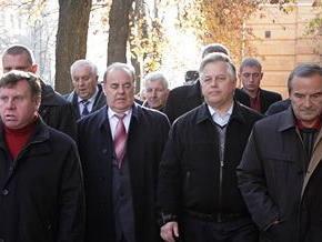 Симоненко считает недопустимым поведение журналистки СТБ