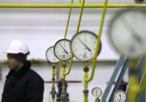 Украина предложила Турции свои газохранилища