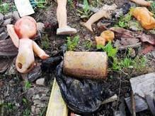 В Черновцах на свалке нашли тело новорожденного ребенка
