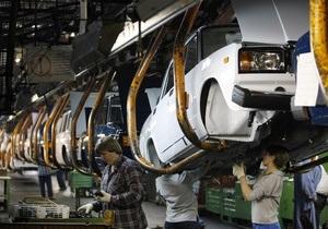 В 2009-м рост продаж российских машин Лада в Германии составил 117%