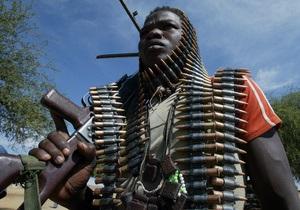 В Южном Судане повстанцы начали переговоры о вхождении в состав армии