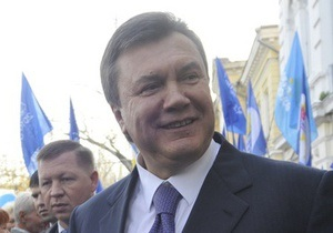 Янукович о дебатах с Тимошенко: Я думаю, что это никому не интересно