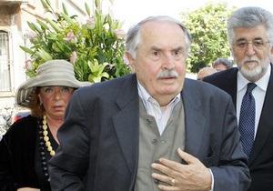 В Италии умер знаменитый сценарист Тонино Гуэрра