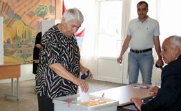 В Ереване завершились выборы мэра: лидирует правящая партия