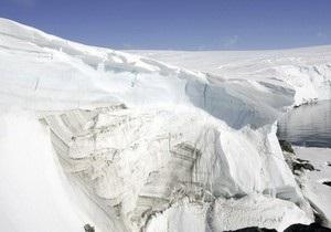 Глобальное потепление является причиной разрастания Антарктиды