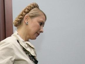 Тимошенко выразила соболезнование семье Пелиха