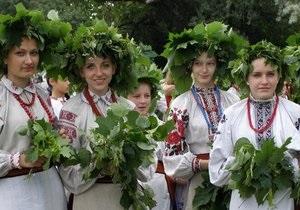 новости Киева - Пирогово - Троица - На выходных в Пирогово пройдет празднование Троицы