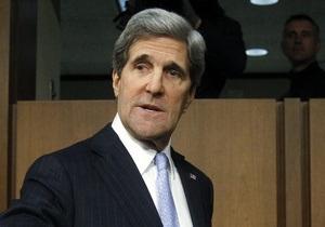 Экс-послы США советуют Джону Керри не проводить встречи с Януковичем
