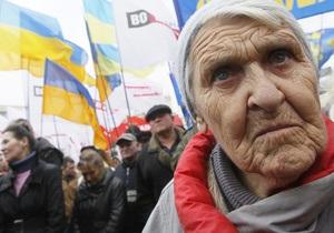 НГ: Украина движется от кризиса к кризису