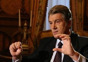 Ющенко рассказал о российских политиках и вступлении Украины в НАТО