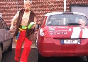Мэр бельгийской коммуны записал Жерару Депардье приветствие в костюме Астерикса
