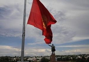 Во время беспорядков сгорело 70% строений киргизского города Ош