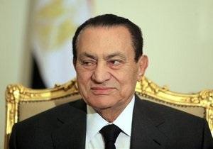 Военные Египта отказались амнистировать Мубарака и его семью