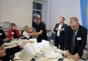 Рада может на этой неделе назначить выборы в проблемных округах