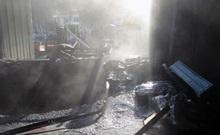 В московском кафе произошел взрыв
