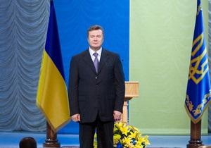 День Независимости: составлен график мероприятий с участием Януковича