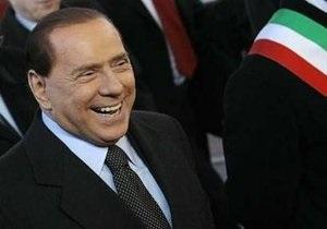Берлускони в шестой раз станет дедом