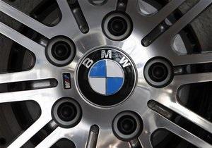 Продажи BMW за месяц выросли на 7,6%
