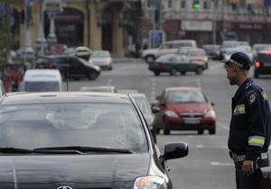 Гаишники имеют право требовать от водителей прекратить их снимать - замначальника ГАИ